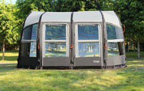 Camptech Airdream 400 inflatable awning