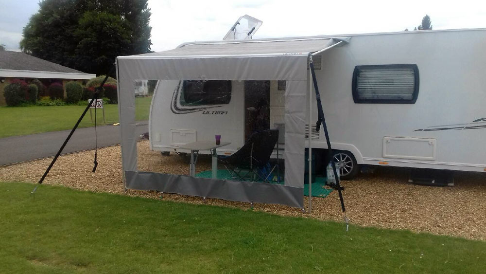 Caravan Awning Repairs And Alterations Photo Gallery