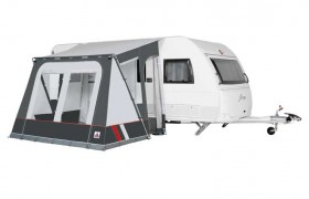 Dorema Mistral All Season Caravan Awning