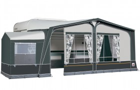 Dorema Daytona Tall Awning Annex With Pointed Roof