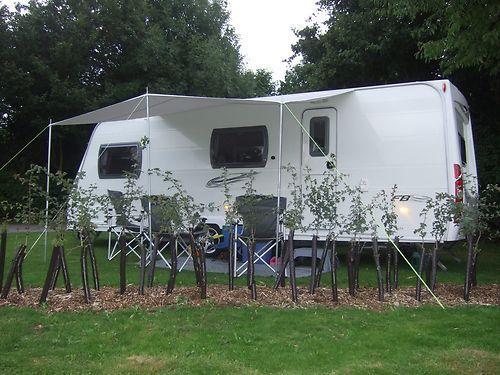Caravan Sun Canopy & Caravan sun canopy - Caravan AwningsTrioPair Shop