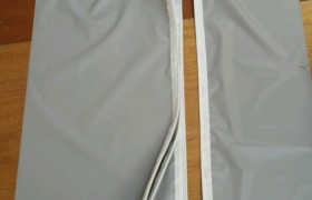 Caravan Awning Draft Skirt 6 or 8 Metre Lengths